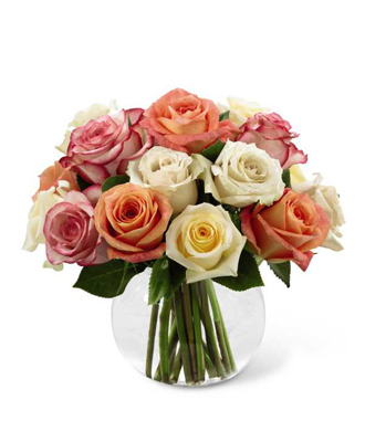 Sundance Rose Bouquet